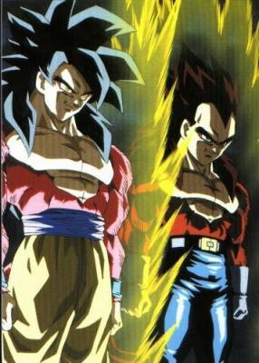 encor des photo de dragon ball gt