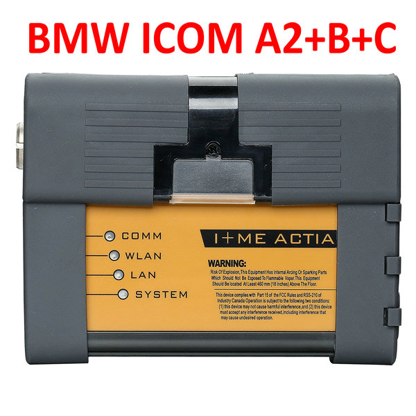 Top 5  Reasons to Get ICOM A2+B+C for BMW