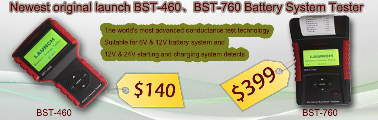 Introduction BST-760 may be a sort of battery power tester