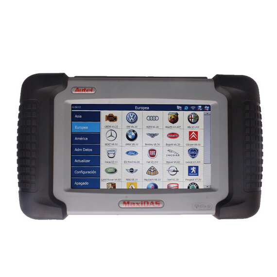 Autel MaxiDAS DS708 can function because promoted