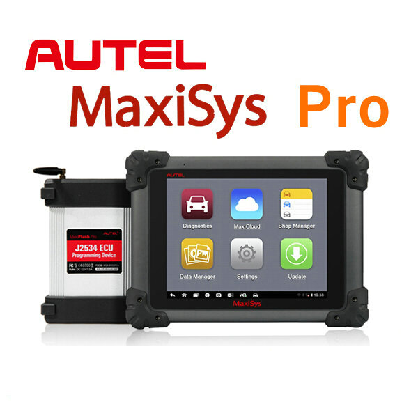Autel MaxiSys Pro MS908 has progressed a long way outside of an original skills involving DS708