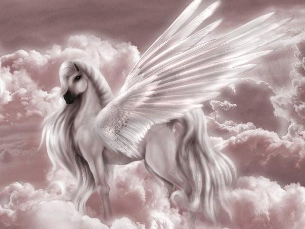licorne ange