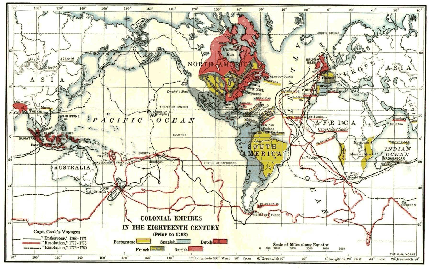 La colonisation du Sénégal