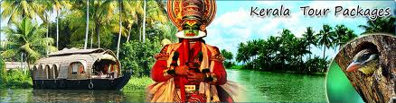 Kerala tour package for new riveting experience