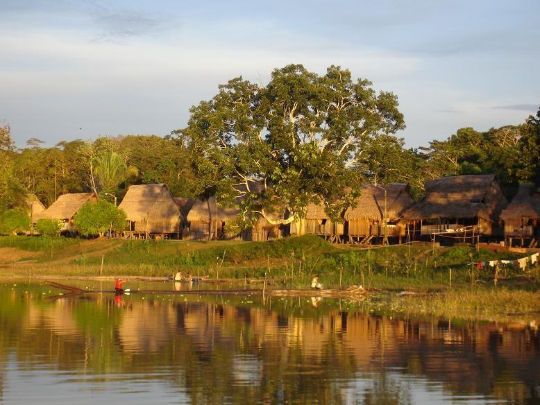 reserve Pacaya samiria