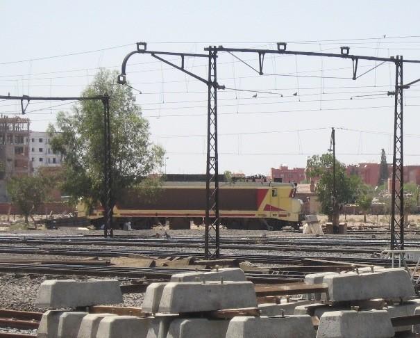 La E-1300 Marrakech :