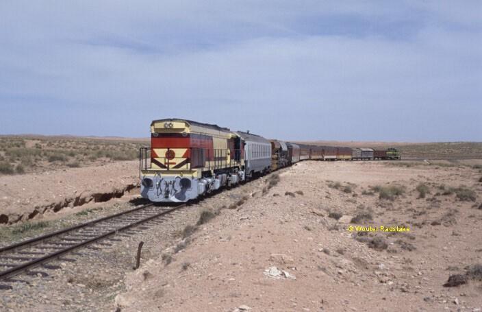 La DH-350 au sahara du Maroc :