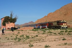 La DH-350 au desert du Maroc :