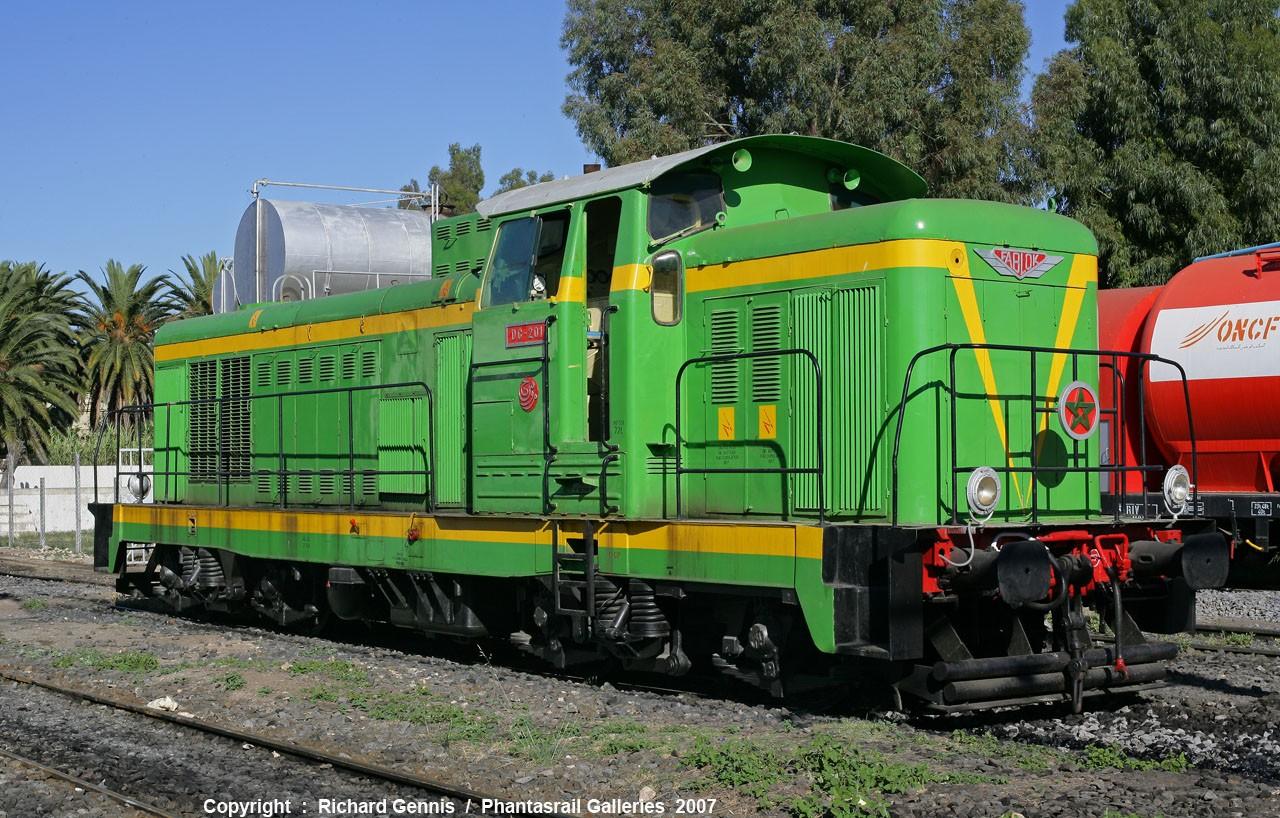 La DG-200 :