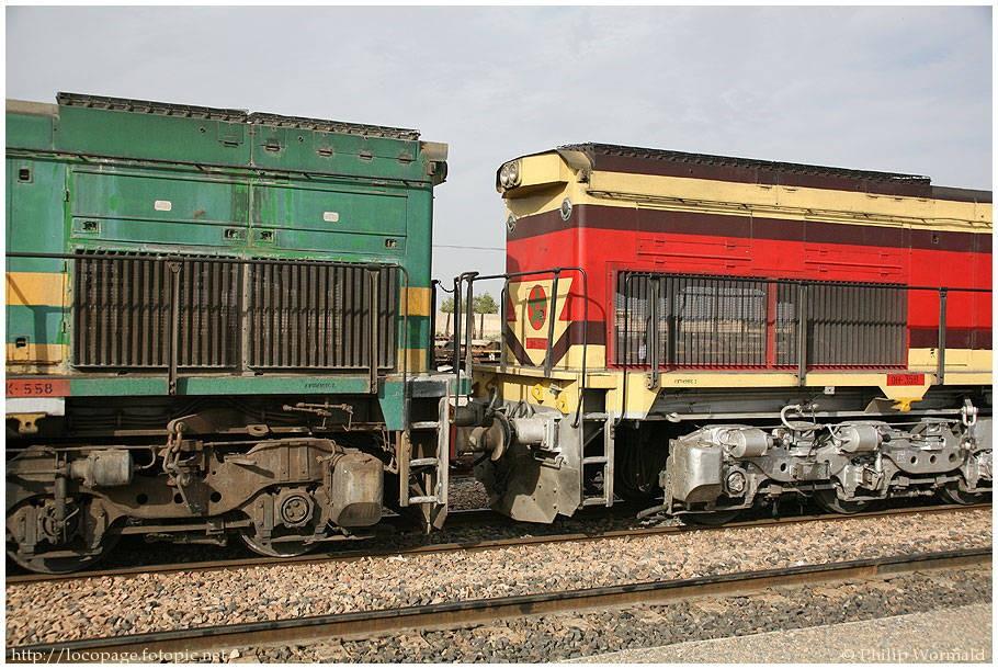 La DH-360 et la DK-550 :