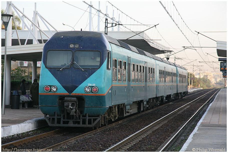 Le train unit ZM1 :