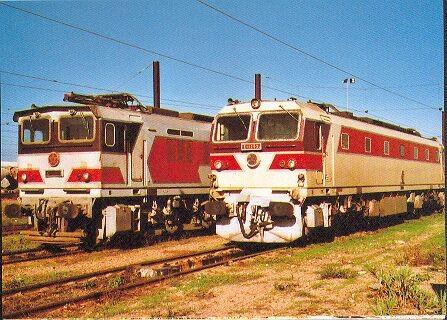 La E-1100 et la E-1250 :