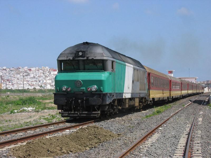 DF 115 à Tanger