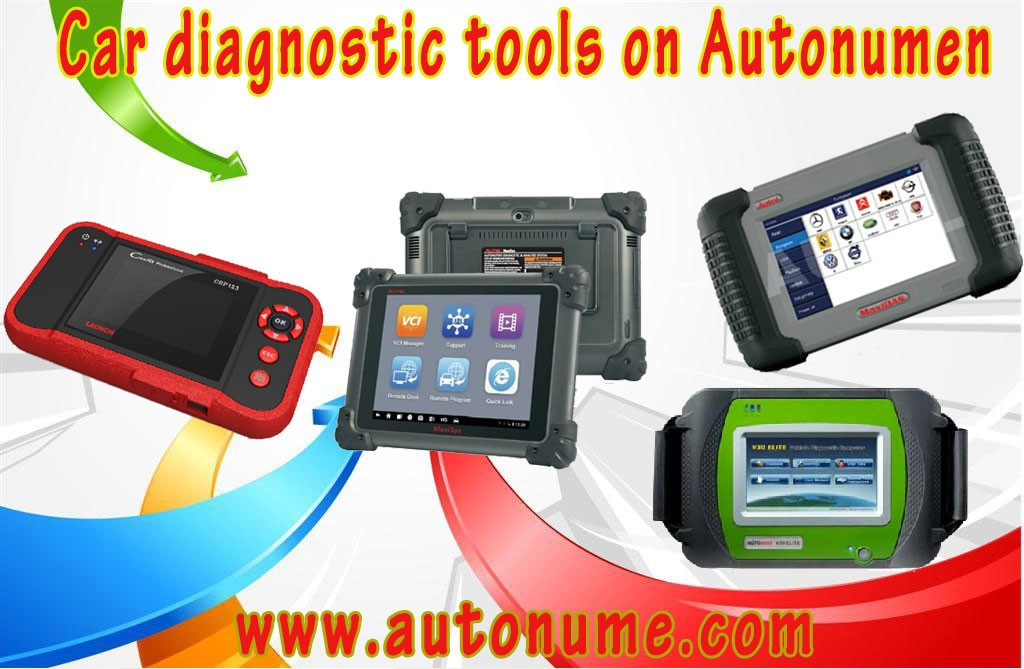 autonumenbella - car diagnostic tool