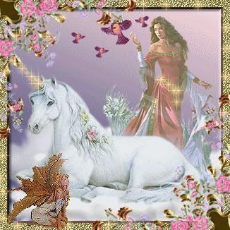 babette52 : des belles licornes