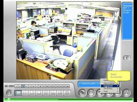 Use GeoVision Software for a Complete Security & Surveillance System
