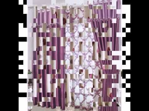 The finished curtain instantly make home beautiful